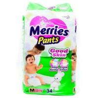 MERRIES PANTS M 34 , marries meries