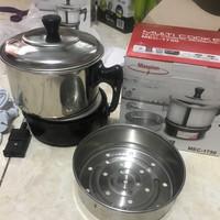 alat masak serbaguna multi cooker listrik Maspion Mec 1750