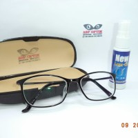 Paket frame Kacamata + Lensa