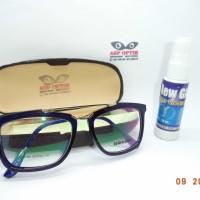 kacamata fashion Barning /Blue