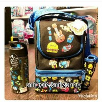 lunch bag & bottle smiggle set