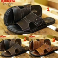 SANDAL PRIA KICKERS BRIDGE CONCEPT LEATHER CASUAL TRENDY