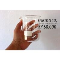 BEAKER GLASS 250 ML