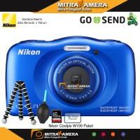Nikon Coolpix W100 Paket