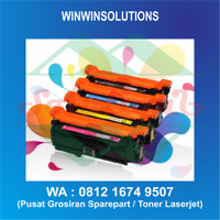 Toner Cartridge HP CP5525 5525 color M750 CE270A CE270 650A