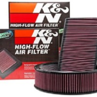 Aksesoris Variasi / Filter Udara KNN K&N Honda HRV / Jazz GK5 GK3