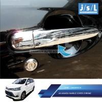 Grand All New Avanza Cover Pegangan Pintu JSL / Handle Cover Chrome