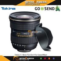 Tokina AT-X 11-16mm F2.8 PRO DX II