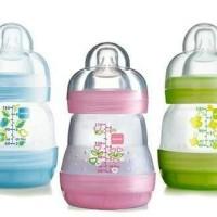 MAM Anti Colic Bottle 130ml | Botol Susu Bayi Anticolic | Dot Bayi