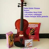 Biola Vienna paket hemat cocok untuk pemula Violin