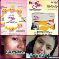 Collaskin collagen tea