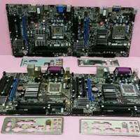 MOTHERBOARD INTEL LGA 775 MSI G41 DDR3 ONBOARD - SERAGAM
