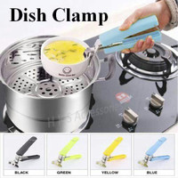 Alat Anti Panas Dish Clamp Penjepit Mangkuk Piring Alat Anti Hot Pan