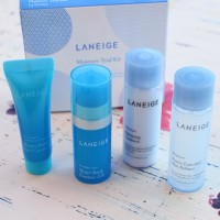 Laneige Moisture Care Trial Kit 4EA