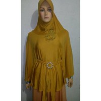 hijab Bergo Kimono KSH92