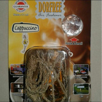 Dorfree Kopi Parfum Mobil Aroma Cappucino Kopi Coffee Cappucino