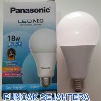 Lampu LED Panasonic 18w 18 watt NEO