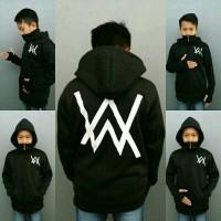Sweater/Switer/Jaket/Grade ori/Anak-anak/kids/Alan Warler/Ninja/Hitam