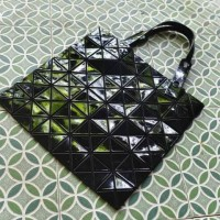 Baobao Issey Miyaki Preloved Shoulder Bag Branded Authentic - SOLD.
