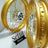 Velg Ring 14 Lebar 185 - 215 Motor Mio - Beat - Vario - Scopy - Fino