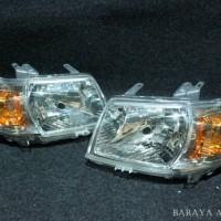 Headlamp Lampu Depan Suzuki APV Old