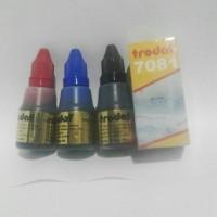 Tinta Stempel Permanent / Premium / Tahan Air Trodat 7081