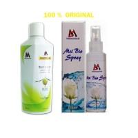 Paket MSI Bio Spray Collagen + Msi Body Lotion