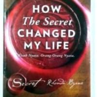 Buku How The Secret Changed My Life | Rhonda Brine (Best Seller)