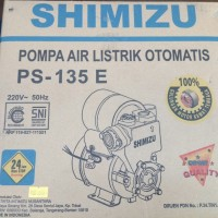 Mesin Pompa Air Sumur Dangkal Shimizu PS-135 E