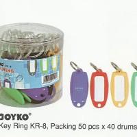 gantungan kunci Key ring KR 8 joyko