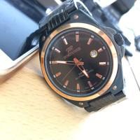 Jam Tangan Pria Wanita Fortuner Superior 1292M Original Black RG