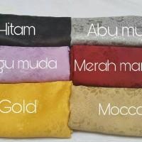 Kerudung | Jilbab Jacquard | Jaguar Silk Segiempat