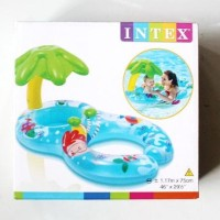 Pelampung Baby and Mom My First Swim Float - INTEX 5659 Promo