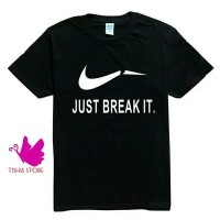 Kaos Nike just brake it - tisha store
