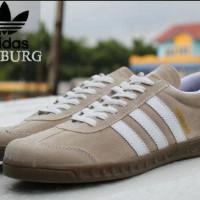 Sepatu Adidas Hamburg Cream