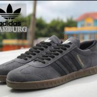Sepatu Adidas Hamburg Abu