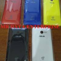 Backdoor Backcover Tutup Casing Belakang Asus Zenfone 4 Original - Hitam