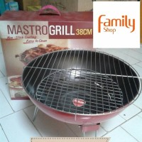 ALAT PANGGANG SATE BBQ MASTRO GRILL 38CM MASLON MASPION