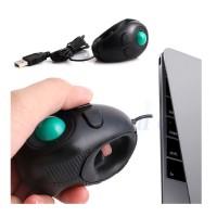 New Wireless Finger Handheld USB Trackball Mouse For PC Laptop Desktop