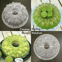 Cetakan Puding Art Bunga Matahari/Cetakan Agar/Cetakan Jelly Art
