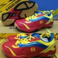 Sepatu Badminton RS SuperSeries 612 Junior - Original Promo
