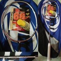 Raket Badminton Toalson Hexagon Aegis 33 - Original Promo