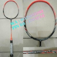 Raket Badminton Victor Brave Sword 1500 I Orange  - Ori Promo