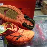 Sepatu Volly / Volley / Voli Mitzuda Light Star II Oran Promo