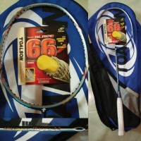 Raket Badminton Toalson Hexagon Aegis 22 - Original Promo