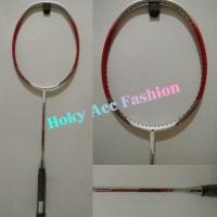 Raket Badminton Yonex Nanoray D26 Red/White - Original Promo