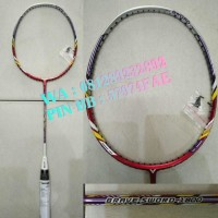 Raket Badminton Victor Brave Sword 1800 D Red  - Origin Promo