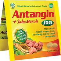 ANTANGIN TABLET 4s