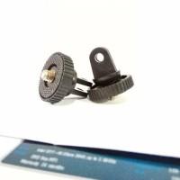 tongsis 3 way mount adapter