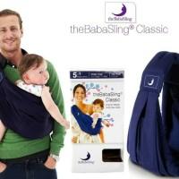 baba sling / simple carrier / gendongan bayi